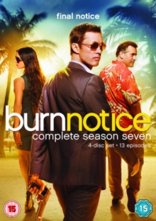 Burn Notice: Season 7, DVD  DVD