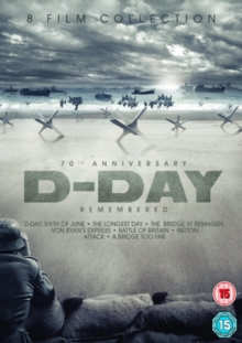 D-Day Collection, DVD  DVD