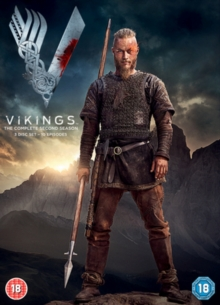 Vikings: The Complete Second Season, DVD  DVD