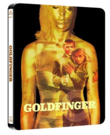 Goldfinger, Blu-ray  BluRay