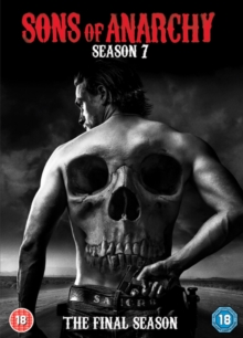 Sons of Anarchy: Complete Season 7, DVD  DVD