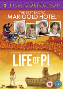 The Best Exotic Marigold Hotel/Life of Pi, DVD DVD
