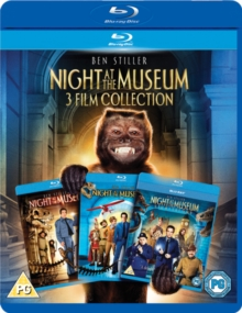 Night at the Museum/Night at the Museum 2/Night at the Museum 3, Blu-ray  BluRay
