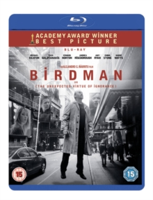 Birdman, Blu-ray  BluRay