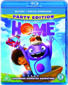 Home, Blu-ray  BluRay