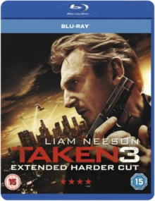 Taken 3, Blu-ray  BluRay