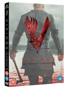 Vikings: The Complete Third Season, DVD  DVD