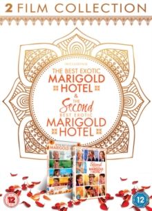 The Best Exotic Marigold Hotel/The Second Best Exotic Marigold..., DVD DVD