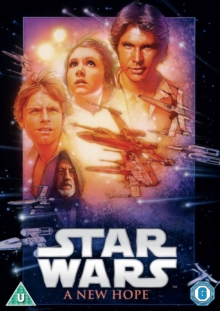 Star Wars: Episode IV - A New Hope, DVD DVD