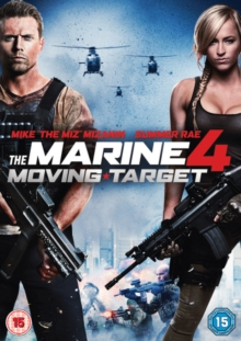 The Marine 4 - Moving Target, DVD DVD