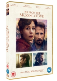 Far from the Madding Crowd, DVD  DVD