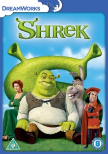 Shrek, DVD  DVD