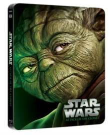 Star Wars Episode II - Attack of the Clones, Blu-ray  BluRay
