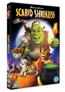 Scared Shrekless: Spooky Story Collection, DVD  DVD