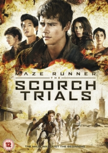 Maze Runner: Chapter II - The Scorch Trials, DVD DVD