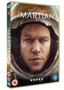 The Martian, DVD DVD