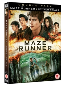 The Maze Runner/Maze Runner: The Scorch Trials, DVD DVD