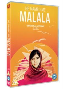 He Named Me Malala, DVD DVD