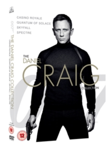 The Daniel Craig Collection, DVD DVD