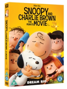 Snoopy and Charlie Brown - The Peanuts Movie, DVD DVD