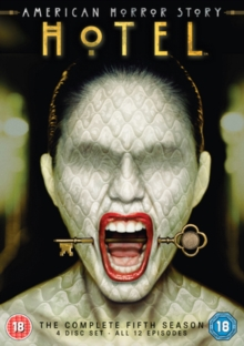 American Horror Story: Hotel - The Complete Fifth Season, DVD DVD