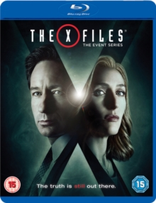The X-Files: The Event Series, Blu-ray BluRay