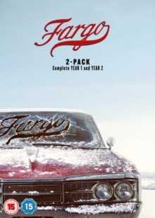 Fargo: Complete Year 1 and Year 2, DVD DVD