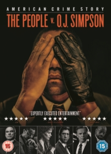 The People V. O.J. Simpson - American Crime Story, DVD DVD