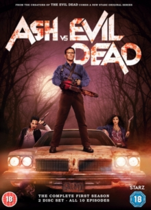 Ash Vs Evil Dead: The Complete First Season, DVD DVD