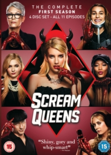Scream Queens: The Complete First Season, DVD DVD