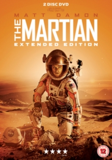 The Martian: Extended Edition, DVD DVD