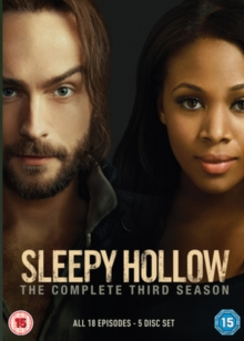 Sleepy Hollow: The Complete Third Season, DVD DVD