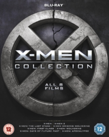 X-Men Collection, Blu-ray BluRay