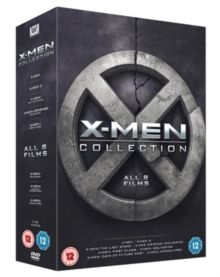 X-Men Collection, DVD DVD
