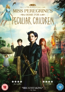 Miss Peregrine's Home for Peculiar Children, DVD DVD