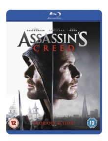 Assassin's Creed, Blu-ray BluRay