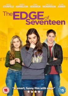 The Edge of Seventeen, DVD DVD