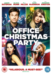 Office Christmas Party, DVD DVD