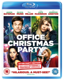 Office Christmas Party, Blu-ray BluRay