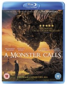 A   Monster Calls, Blu-ray BluRay