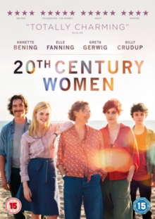 20th Century Women, DVD DVD