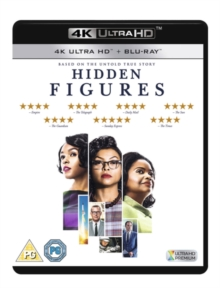 Hidden Figures, Blu-ray BluRay