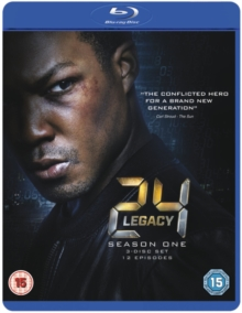 24: Legacy - Season One, Blu-ray BluRay