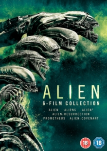 Alien: 6-film Collection, DVD DVD