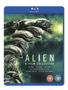 Alien: 6-film Collection, Blu-ray BluRay