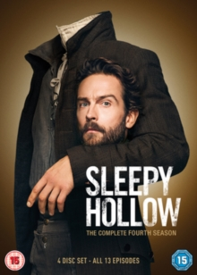 Sleepy Hollow: The Complete Fourth Season, DVD DVD
