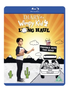 Diary of a Wimpy Kid 4 - The Long Haul, Blu-ray BluRay