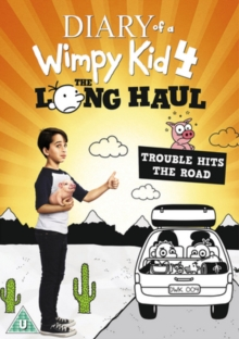 Diary of a Wimpy Kid 4 - The Long Haul, DVD DVD