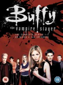 Buffy the Vampire Slayer: The Complete Series, DVD DVD