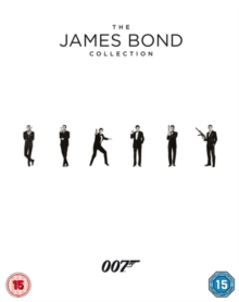 The James Bond Collection, Blu-ray BluRay
